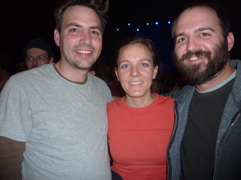 daniel, emily & i