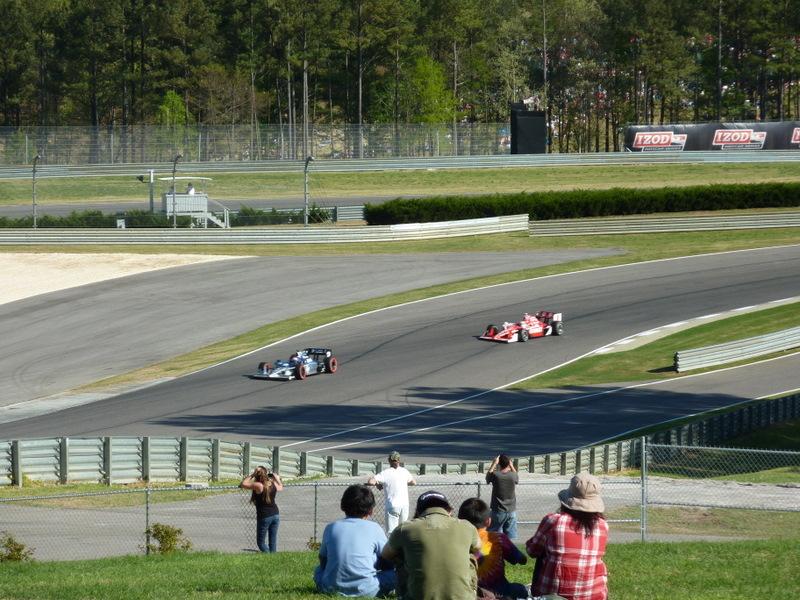 Indy Turn 1